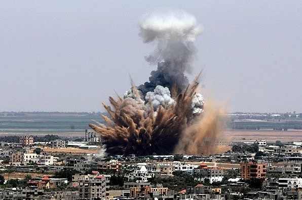 انفجار بمب منطقه دیپلماتیک کابل را به رزه دراورد